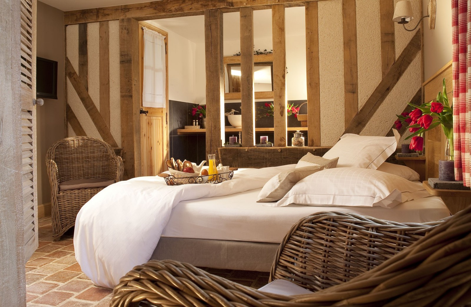 Stunning Style Chambre Campagne Gallery - House Design - marcomilone.com